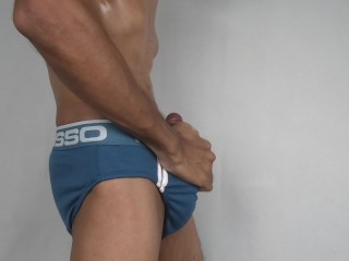 Handjob Thai Underwear Rosso Part 2