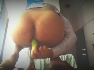 Gay Caught By Stepmom Anal Dildo